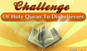 Challenge of Holy Quran